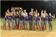 Softball Central South All Stars girls