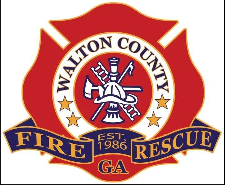 Walton County Fire Rescue logo