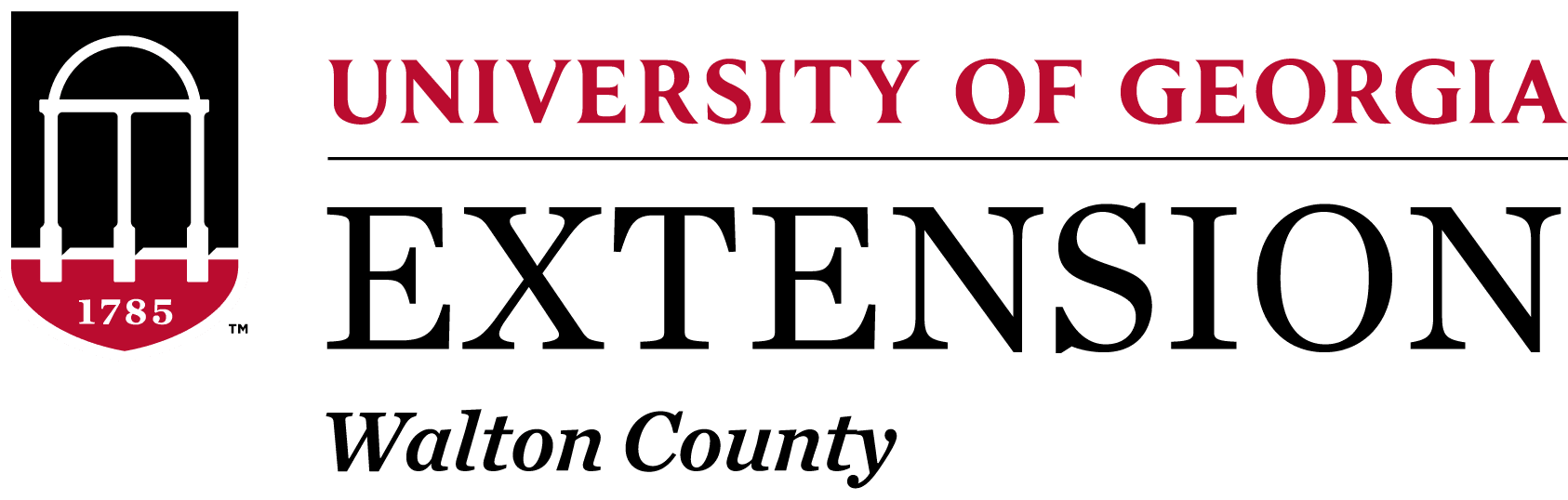 Extension Walton Logo