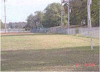 Coker Park football field